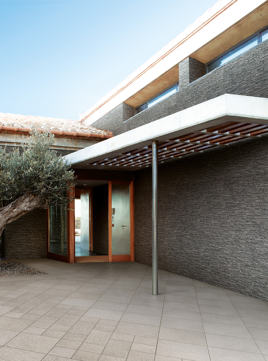 Pavé Wall House Amb 2